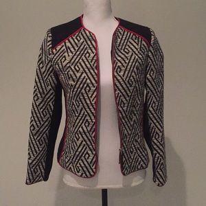 H&M woven jacket size 4